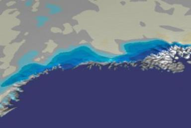 Greenland: Pan Southern Tip to East Coast