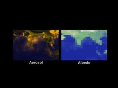 The Impact of Aerosols on Atmospheric Warming - Version 1