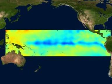 Comparing the 1998-1999 La Nina event to the corresponding 2006 Sea Surface Temperature Anomaly Conditions