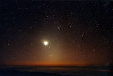 Planets Above The Clouds
