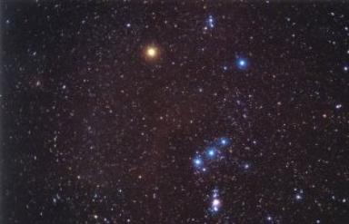 Orion on Film