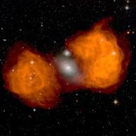 The Giant Radio Lobes of Fornax A