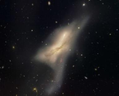The Colliding Galaxies of NGC 520