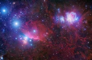 The Orion Deep Field