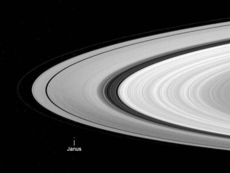 Movie: Cassini Crosses Saturn's Ring Plane