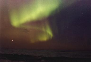 Aurora: Curtains in the Sky