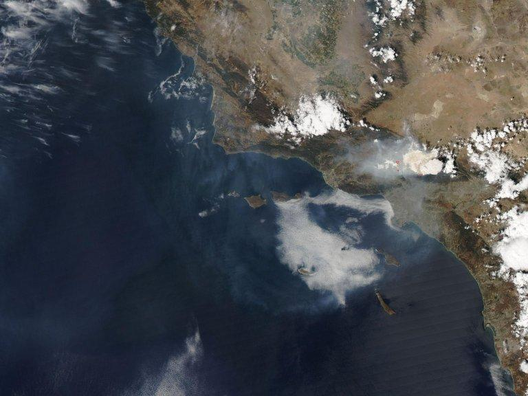More Fires in Los Angeles County
