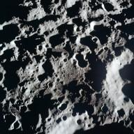 Apollo 11 Mission image - View of Moon,area north of Crater 310