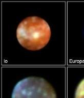 Hubble Photo Gallery of Jupiter's Galilean Satellites
