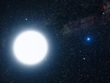 Astronomers Use Hubble to 'Weigh' Dog Star's Companion