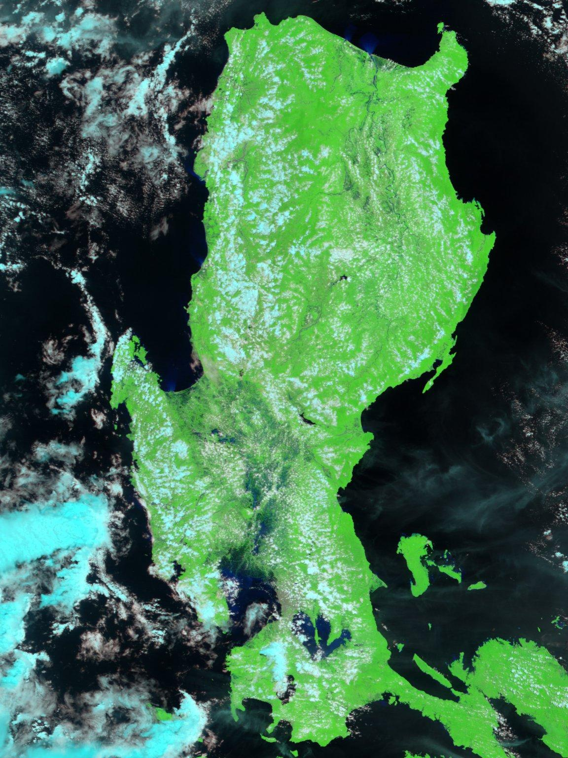 Flooding in Luzon, Philippines