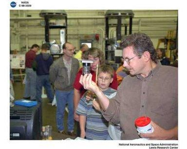 1998 LEWIS RESEARCH CENTER OPEN HOUSE