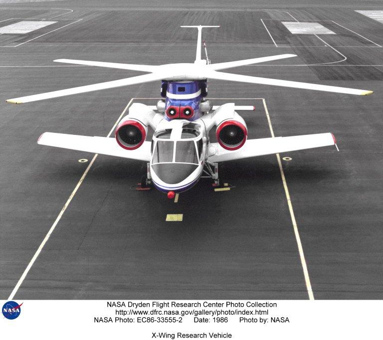 X-Wing Research Vehicle