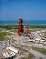 Aerial View of Launch Complex 14
