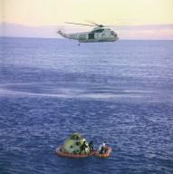 Apollo 10 Helicopter Recovery