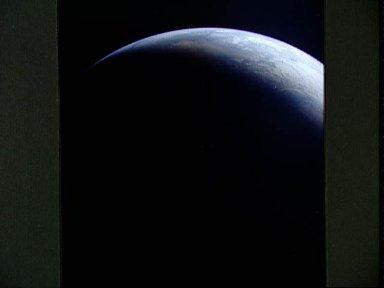 Atlantic Ocean, Antarctica as seen from the Apollo 4 unmanned spacecraft