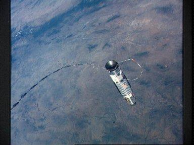 Mexico, Arizona and New Mexico as seen from the Gemini 12 spacecraft