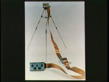 View of the Lunar Portable Magnetometer (LPM)