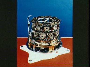 STS-34 middeck experiment Polymer Morphology (PM) apparatus without cover